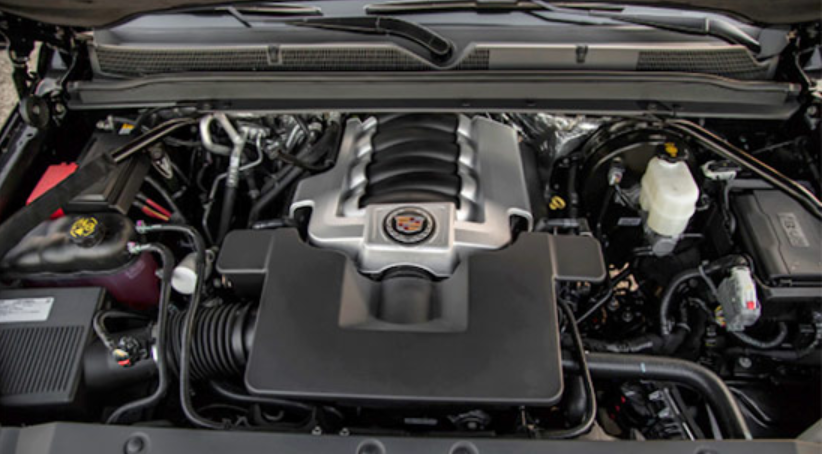 2020 Cadillac Escalade ESV Engine