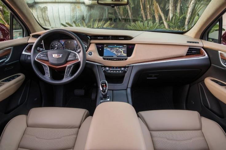 2020 Cadillac CT8 Interior