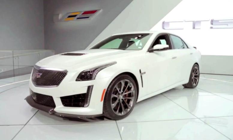 2020 Cadillac CTS-V Exterior