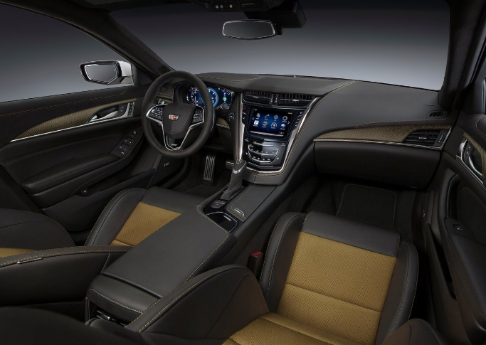 2020 Cadillac CTS-V Interior