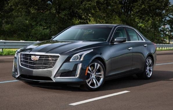 2020 Cadillac Deville Exterior