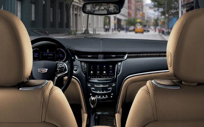 2021 Cadillac ATS Interior