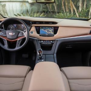 2021 Cadillac CT8 Interior - 2021 Cadillac
