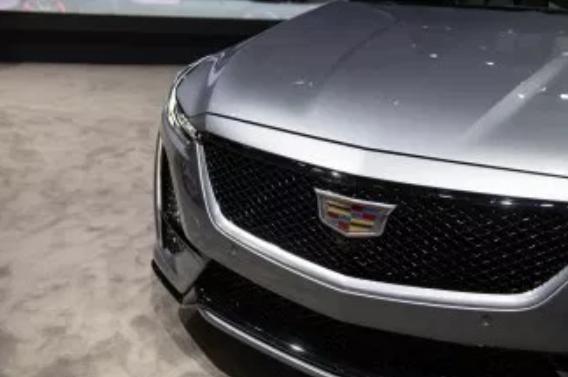 2021 Cadillac CTS-V Exterior