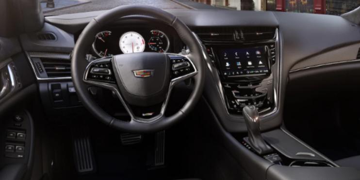 2021 Cadillac CTS-V Interior - 2021 Cadillac