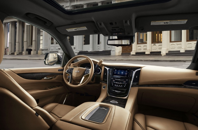 2021 Cadillac Escalade Interior