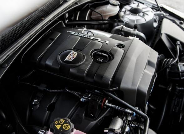2021 Cadillac CT3 Engine