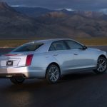 2021 Cadillac CT3 Exterior