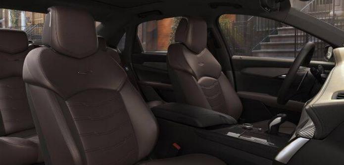 2021 Cadillac CT6 Interior