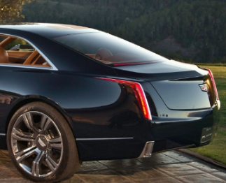 2021 Cadillac CT8 Exterior