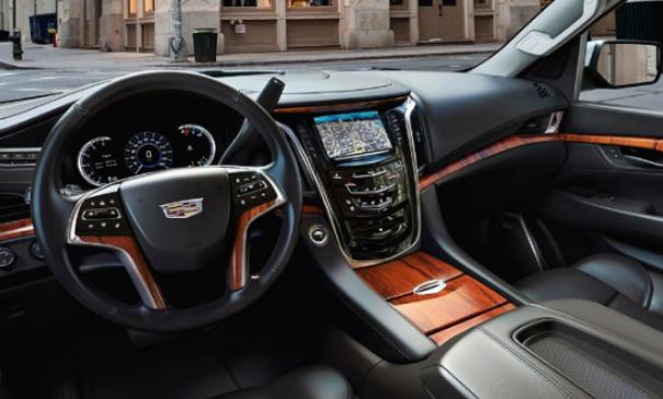 2021 Cadillac Escalade ESV Interior