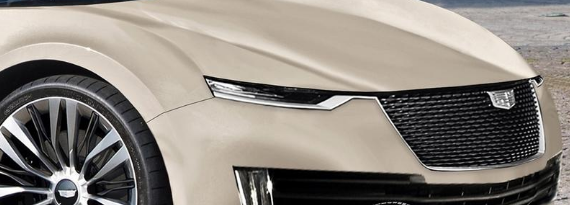 2021 Cadillac XLR Exterior