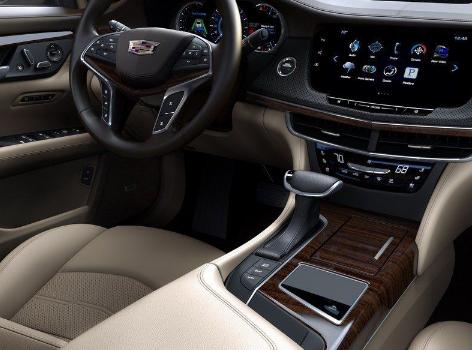 2021 Cadillac XLR Interior