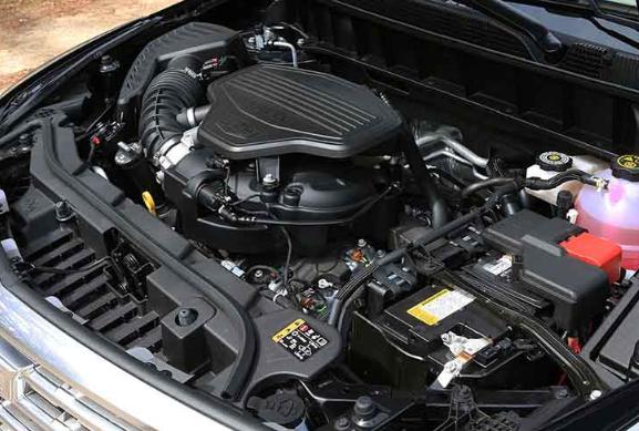 2021 Cadillac XT5 Engine