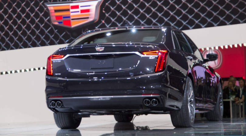 2021 Cadillac STS Exterior