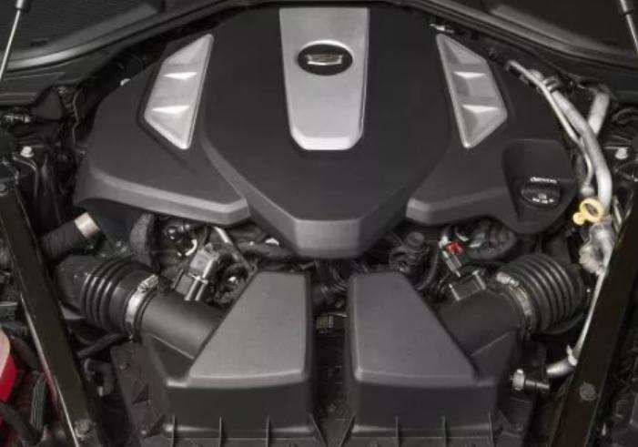 2021 Cadillac CT5 Engine