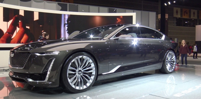 2021 Cadillac CT2 Exterior