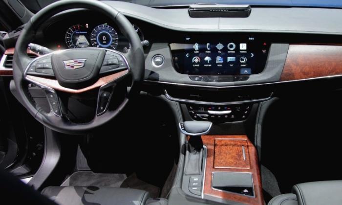 2021 Cadillac CT2 Interior