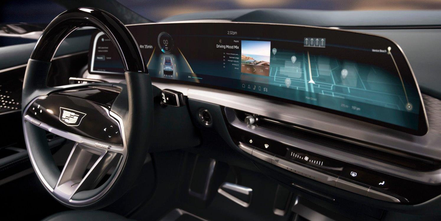 2021 Cadillac Lyriq Engine