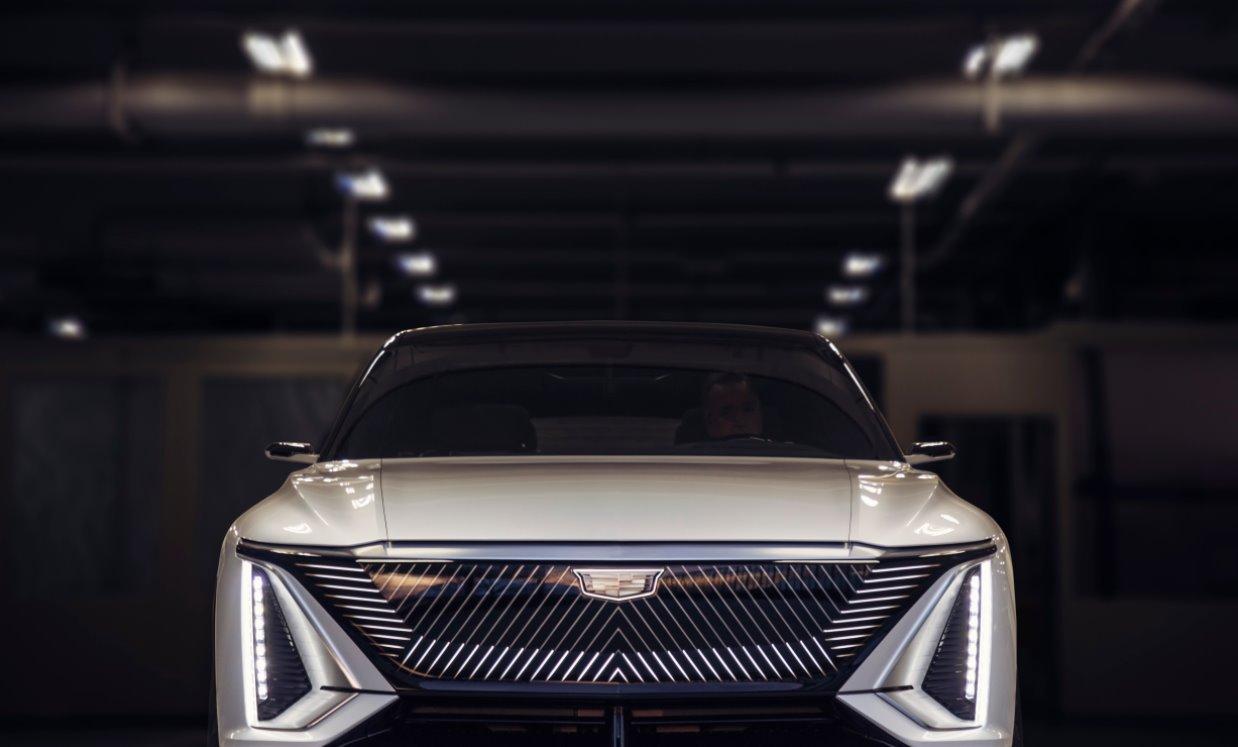 2021 Cadillac Lyriq Exterior