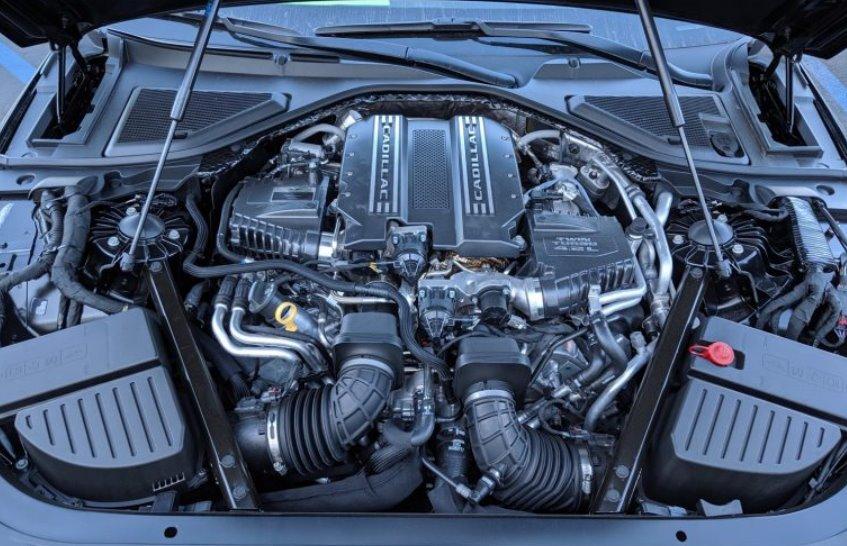 2022 Cadillac ATS Engine