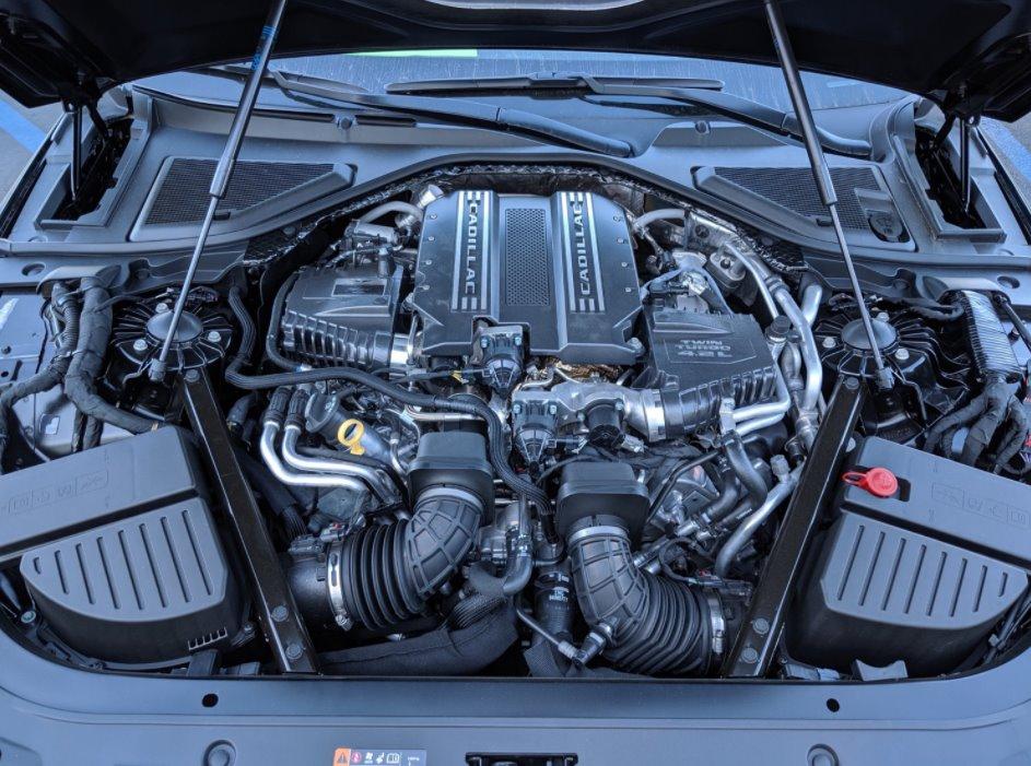 2022 Cadillac CTS Engine