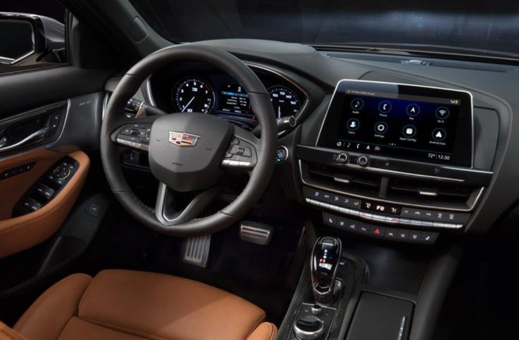 2022 Cadillac CTS Interior