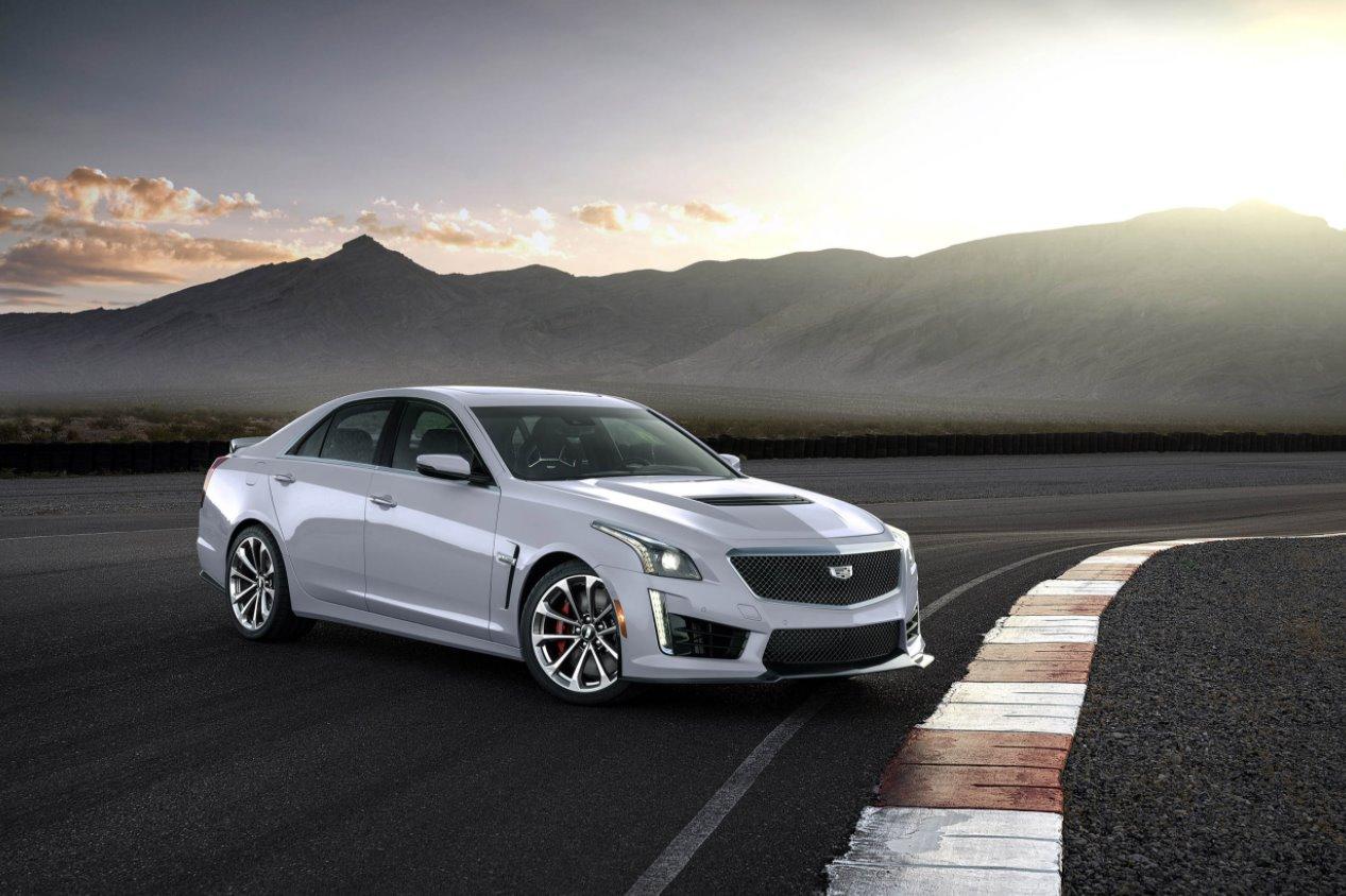 2022 Cadillac CTS-V Exterior