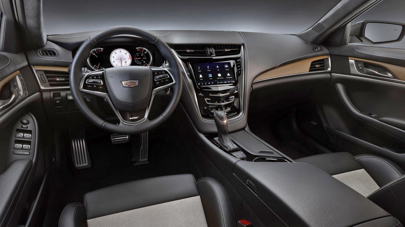 2022 Cadillac CTS-V Interior