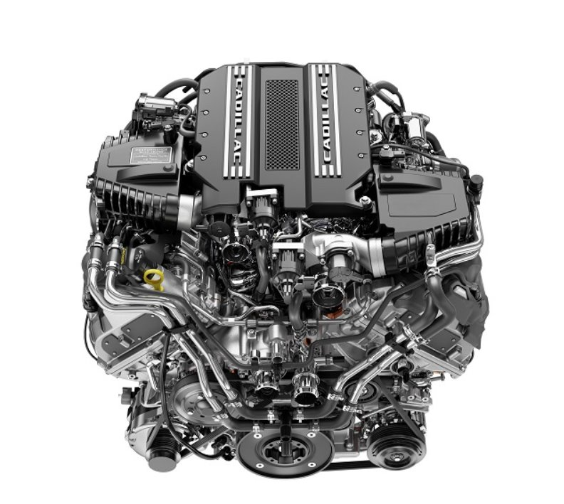 2022 Cadillac Escalade ESV Engine