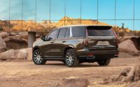 2022 Cadillac Escalade ESV Exterior