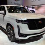 2022 Cadillac Escalade Exterior