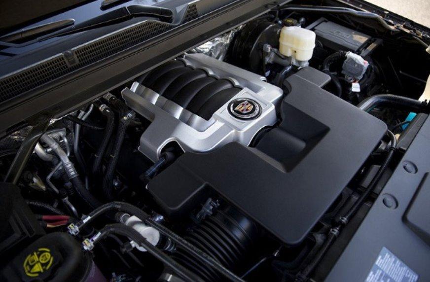 2022 Cadillac Escalade Sport Engine