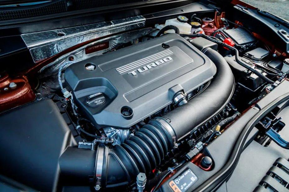 2022 Cadillac XT4 Engine
