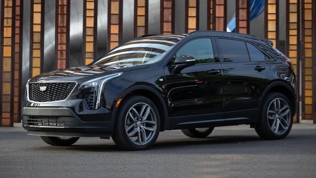 2022 Cadillac XT4 Exterior