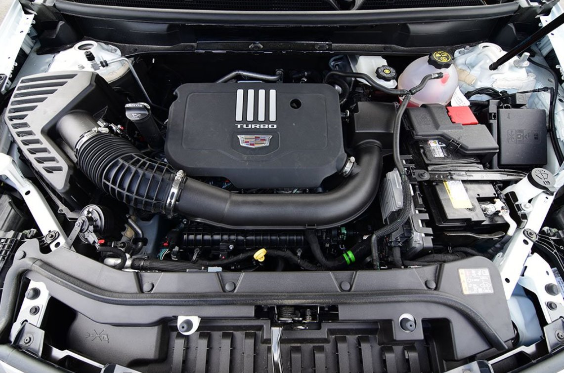 2022 Cadillac XT6 Engine